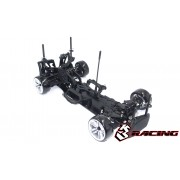 3RACING Sakura D4 1/10 Drift Car(RWD) - Sport Black edition (KIT-D4RWDS/BK)