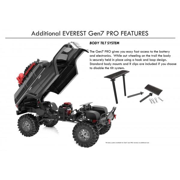 Redcat Racing Everest GEN7 PRO 1/10 Scale Rock Crawler | RC Envy