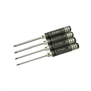 Hex Screw Driver Set (4 Piece Set)