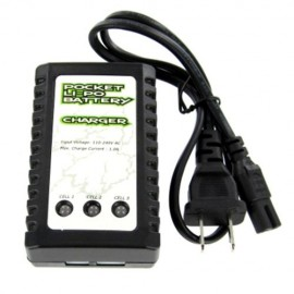LIPO Stock Charger (2-3S) - LIPO-STOCK-CHARGER