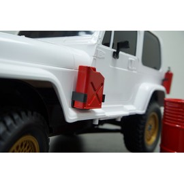 1/10 Scale Accessory Kit for Rock Crawler, Truck, etc.