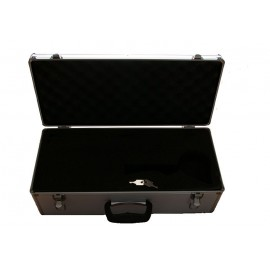 250 Size RC Helicopter Aluminum Carry Case