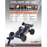 Redcat Racing Caldera XB 10E 1/10 Scale Brushless Buggy