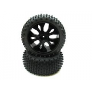 Tire Unit for Caldera XB (2pcs - Front) - BS701-002