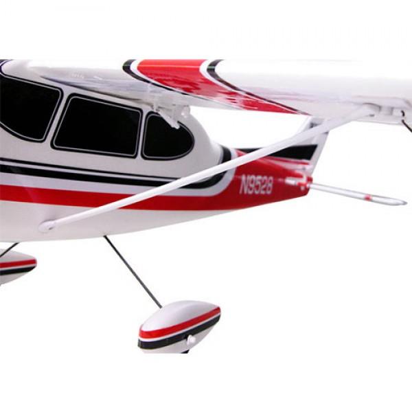skyartec brushless cessna 182 lcd 2 4ghz with 3g3x technology rtf rc rh rcenvy com 1982 Cessna 182 Brake System skyartec cessna 182 manual pdf