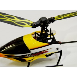Cheerson 6051 4CH 3 Axis Gyro 3D Stunts Flybarless RC Helicopter - RTF RC Helicopter