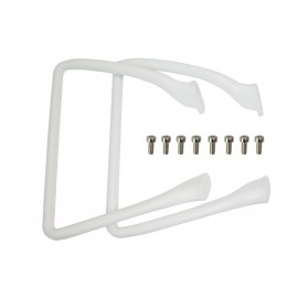 FreeX Larger Landing Gear for Larger Fuselage Base (White) - FX4-038