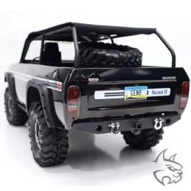 Redcat Racing GEN8 Scout II Axe Edition 1/10 Scale Rock Crawler