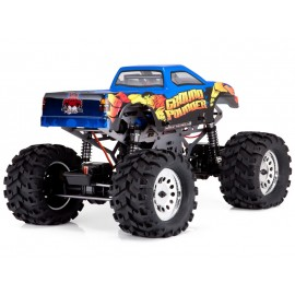 Redcat Racing Ground Pounder 1/10 Scale Electric Monster Truck