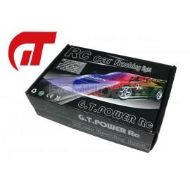 GT Power 12 Car LED Flashing System