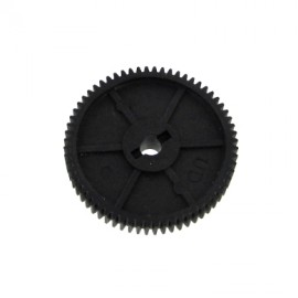 Plastic Spur Gear (64T, .6 Module) - 11164
