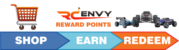 RC Envy Reward Points